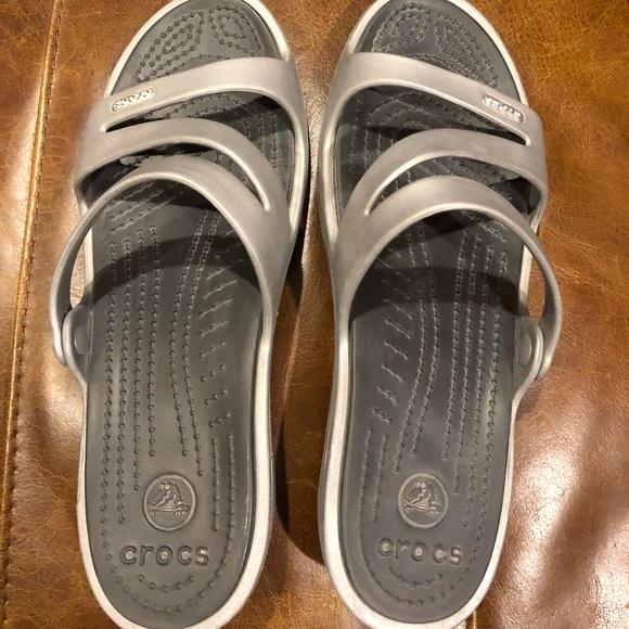 a33f336ca CROCS Shoes - Sale! Crocs Sandals in women s size 8.